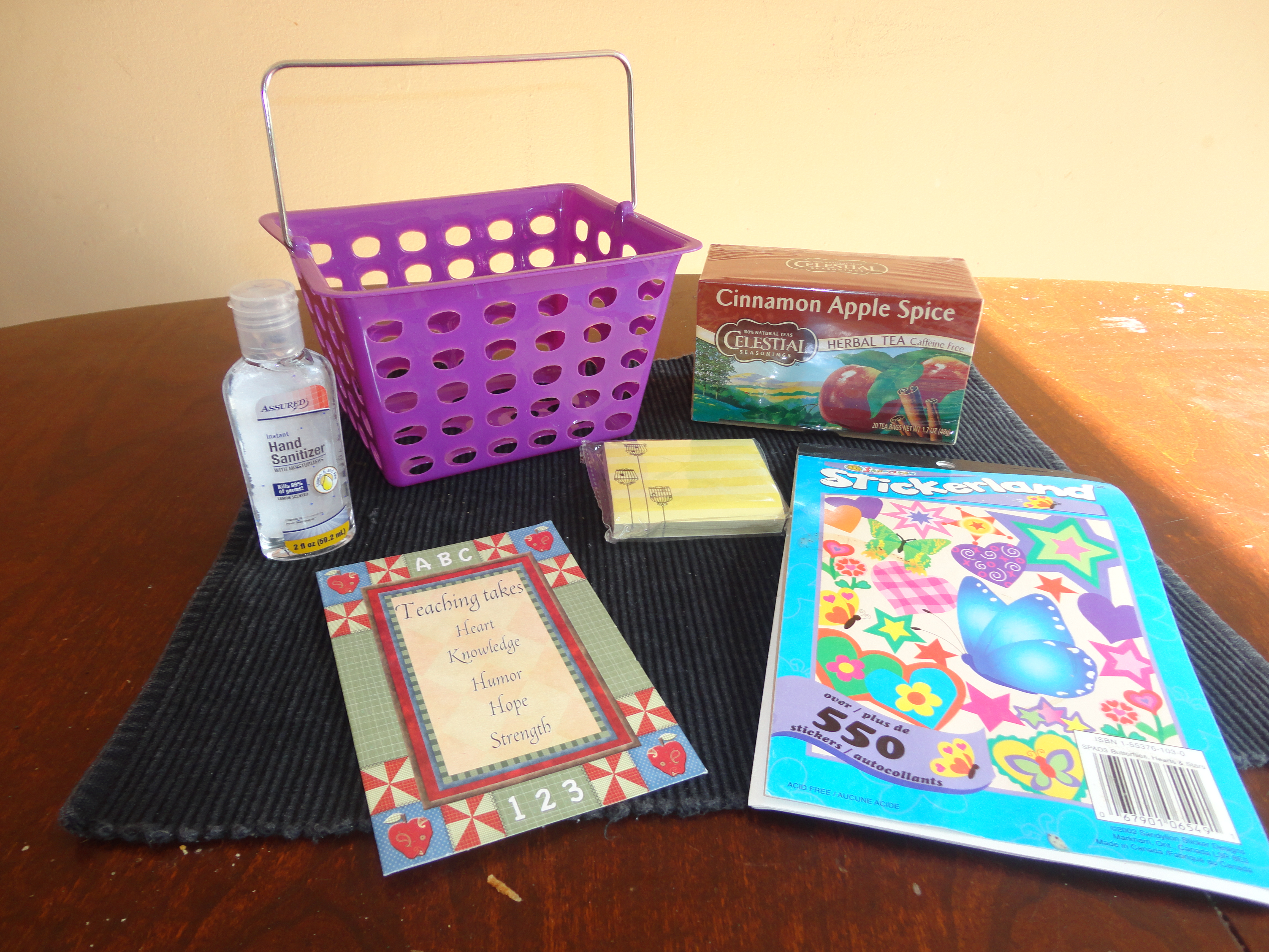 math worksheet : teacher gift basket back to school ideas  target giftcard  : Welcome Back To School Gift Ideas For Teachers