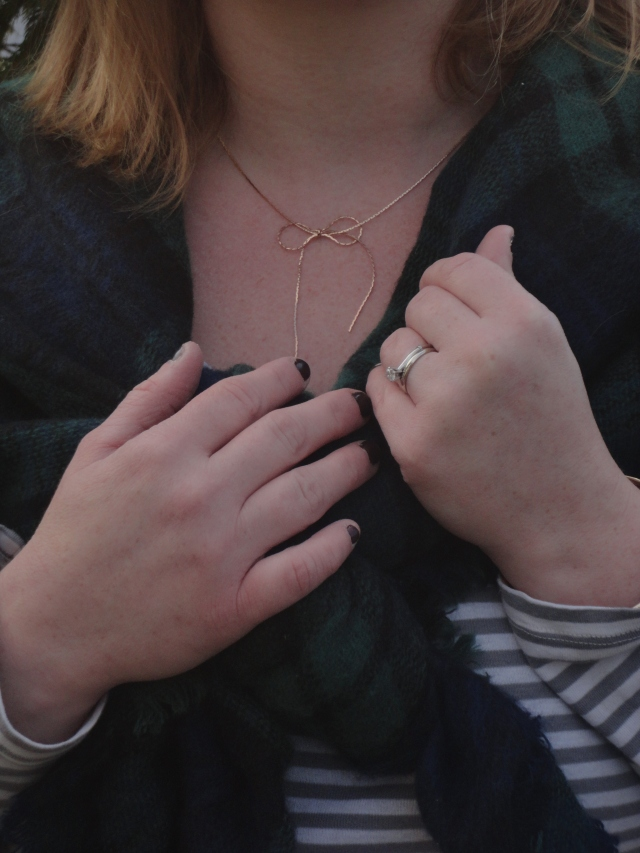 H&mbownecklace