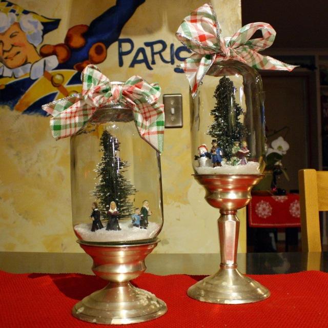 Holiday Mason Jar 13
